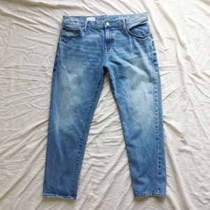 1969 Sexy Boyfried Jeans Calvind Wash